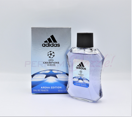 propiedad pestillo Atrevimiento  Adidas Champions League Arena Edition 100 ml EDT Spray Men - Perfume Dazzle