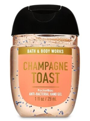 Bath And Body Works Champagne Toast 29 ml PocketBac Anti-Bacterial Hand Gel