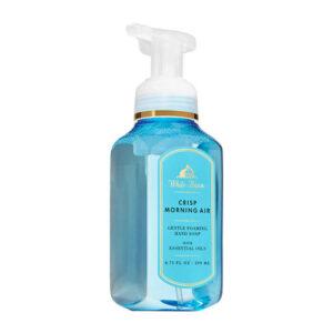 Bath And Body Works White Barn Crisp Morning Air 259 ml Gentle Foaming Hand Soap