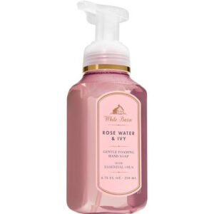 Bath And Body Works White Barn Rose Water And Ivy 259 ml Gentle Foaming Hand Soap