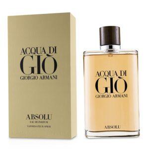 Giorgio Armani Acqua Di Gio Absolu EDP Spray-1